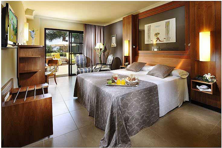 Jardines-slaapkamer