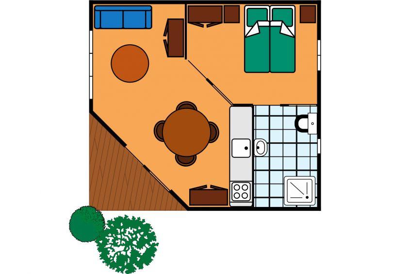 NL-DEn-haag-Kijkduin-2KD-plattengrond